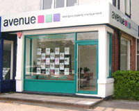 Avenue Properties office in Leeds